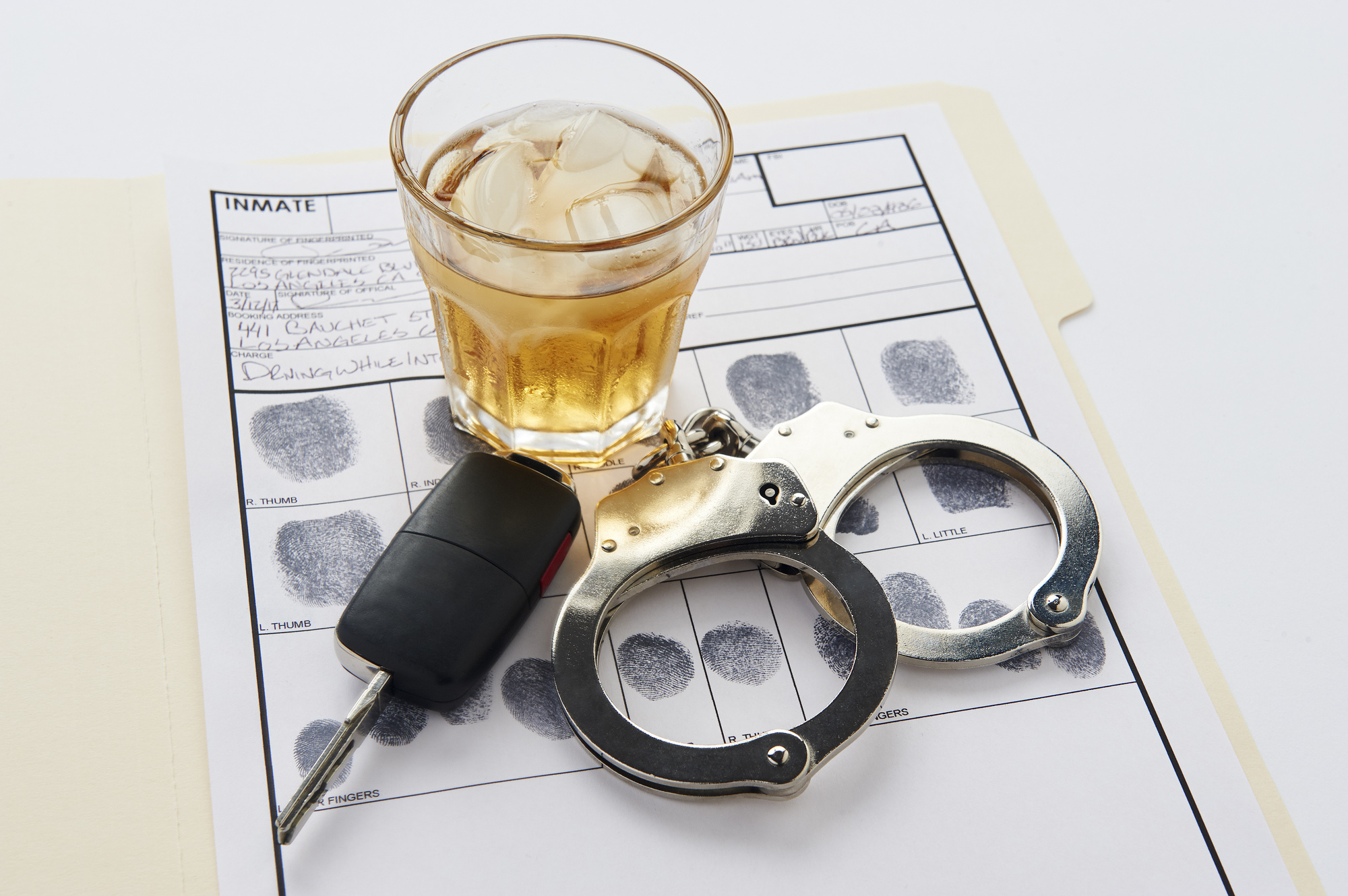 How Much Will a DWI Cost You in Texas?